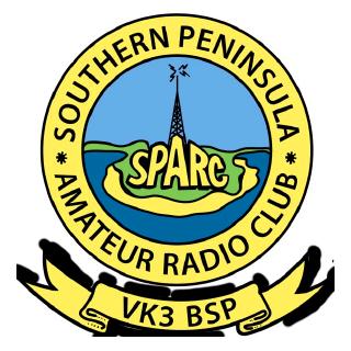 Southern Peninsula Amateur Radio Club Logo