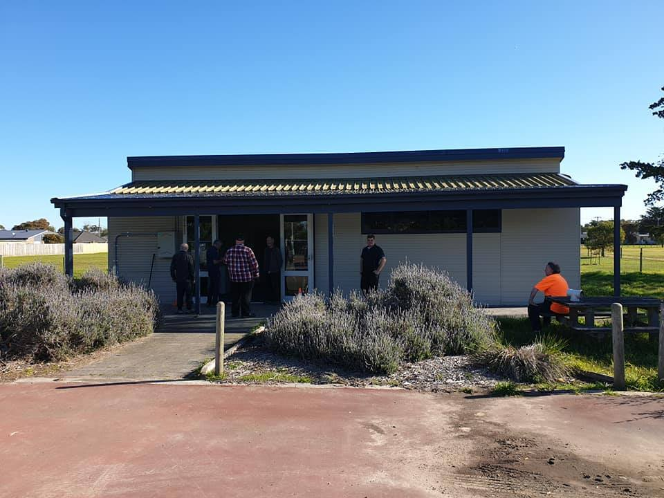 Picture of the SPARC clubrooms Capel Sound